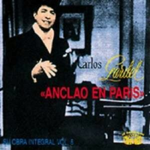 Anclando En Paris - Carlos Gardel