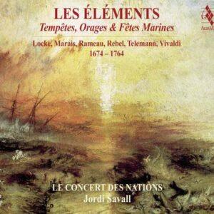 Les Elements: Tempêtes, Orages & Fêtes marines