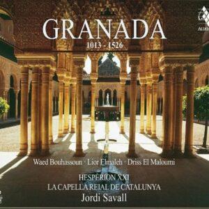 Granada 1013-1526 - Hesperion XXI & Jordi Savall