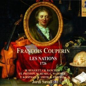 Francois Couperin: Les Nations 1726 - Jordi Savall