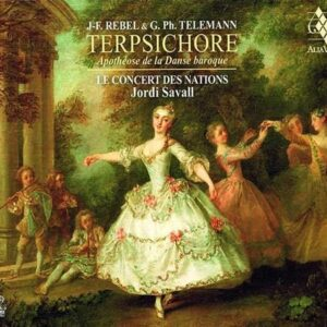 Rebel / Telemann: Terpsichore - Jordi Savall