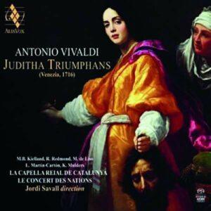 Vivaldi: Juditha Triumphans RV 644 - Jordi Savall
