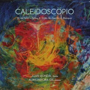 Caleidoscopio - Juan Ronda & Auxiliadora Gil
