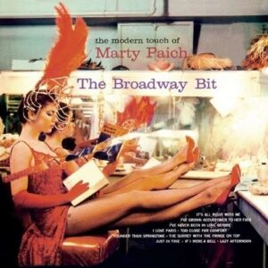 Broadway Bit - Marty Paich