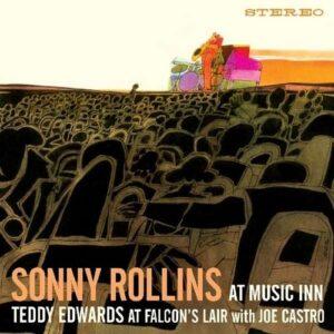 At Music Inn - Sonny Rollins