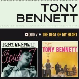 Cloud 7 / The Beat Of My Heart - Tony Bennett