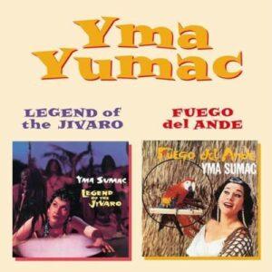 Legend Of Jivaro / Fuego Del Ande - Yma Sumac