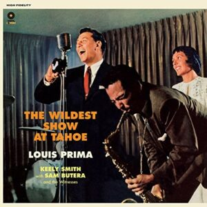 The Wildest Show At Tahoe - Louis Prima
