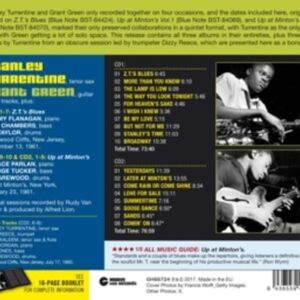 Complete Recordings - Stanley Turrentine & Grant Green