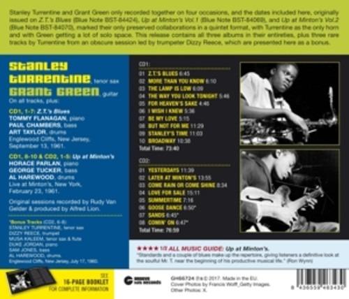 Complete Recordings - Stanley Turrentine & Grant Green