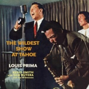 The Wildest Show At Tahoe - Louis Prima & Keely Smit