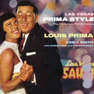 Las Vegas Prima Style - Louis Prima & Keely Smit