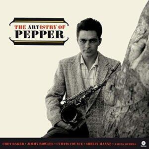 The Artistry Of Pepper (Vinyl) - Art Pepper