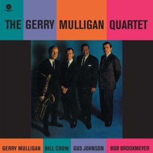 Gerry Mulligan Quartet (Vinyl)