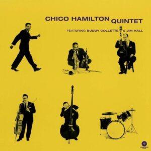Quintet (Vinyl) - Chico Hamilton Quintet