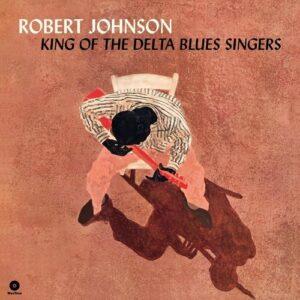 King Of The Delta Blues (Vinyl) - Robert Johnson