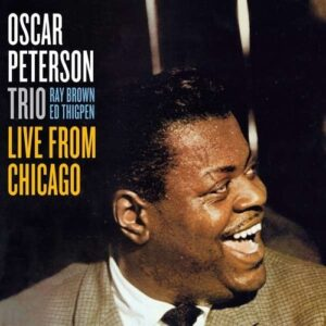 Live From Chicago - Oscar Peterson Trio