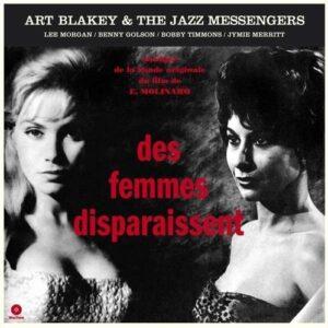 Des Femmes Disparaissent (Vinyl) - Art Pepper