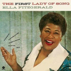 First Lady Of Song (Vinyl) - Ella Fitzgerald