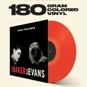 Alone Together (Vinyl) - Chet Baker & Bill Evans