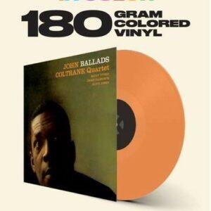 Ballads (Vinyl) - John Coltrane Quartet