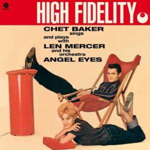 Angel Eyes (Vinyl) - Chet Baker