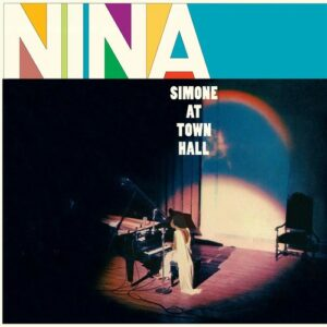 At Town Hall -Hq- (Vinyl) - Nina Simone