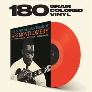 The Incredible Jazz Guitar (Vinyl) - Wes Montgomery