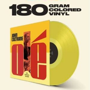 Ole Coltrane (Vinyl) - John Coltrane