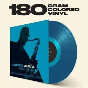 Saxophone Colossus (Vinyl) - Sonny Rollins