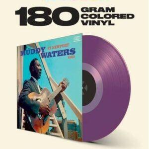 At Newport 1960 (Vinyl) - Muddy Waters