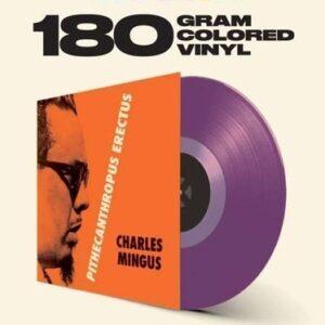 Pithecantropus Erectus (Vinyl) - Charles Mingus