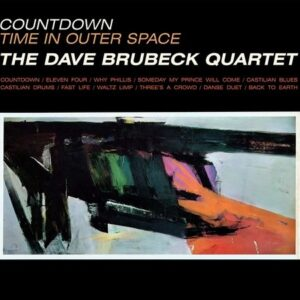 Countdown Time In Outer Space - Dave Brubeck Quartet