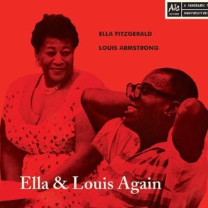 Ella & Louis Again - Ella Fitzgerald & Louis Armstrong