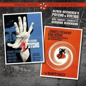 Herrmann: Psycho & Vertigo