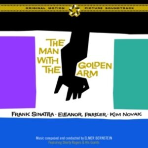 Man With The Golden Arm - Ost