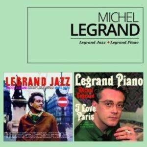 Legrand Jazz / Legrand Piano - Michel Legrand