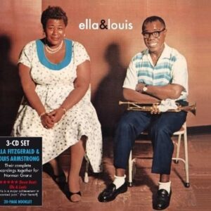 The Complete Norman Granz Session - Ella Fitzgerald & Louis Armstrong