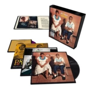 Complete Studio Master Takes [VINYL] - Ella Fitzgerald & Louis Armstrong