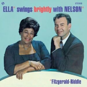 Swings Brightly With Nelson - Ella Fitzgerald
