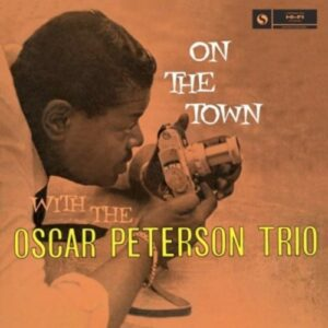 On The Town - Oscar Peterson Trio