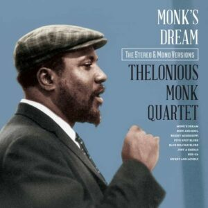 Monk's Dream (Stereo & Mono Versions) (Vinyl) - Thelonious Monk Quartet