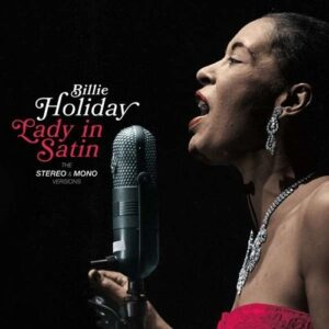 Lady In Satin (Stereo & Mono Versions) (Vinyl) - Billie Holiday