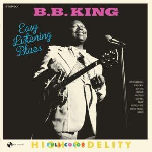 Easy Listening Blues (Vinyl) - B.B. King