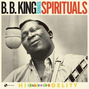 B.B. King Sings Spirituals (Vinyl)