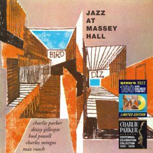 Jazz At Massey Hall (Vinyl) - Charlie Parker
