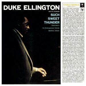 Such Sweet Thunder - Duke Ellington