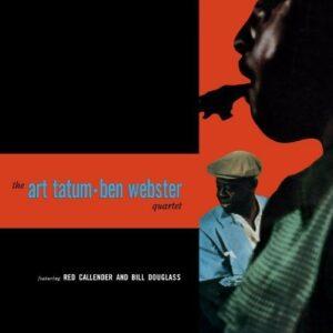 The Art Tatum & Ben Web ster Quartet