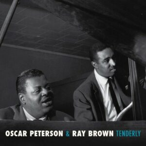 Tenderly - Oscar Peterson & Ray Brown