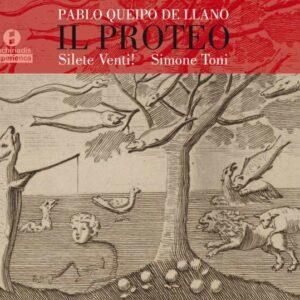 Pablo Queipo De Llano: Il Proteo - Silete Venti! - Toni
